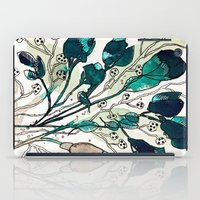 emerald iPad Cases featuring Emerald by Tonya Doughty