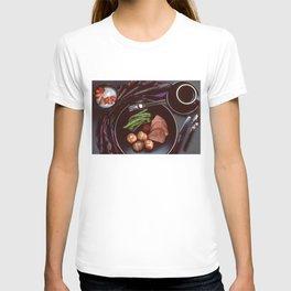 Healthy Dinner  T-shirt