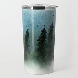 Forrest Vignette Travel Mug