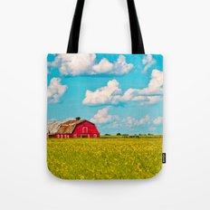 Living Alberta Tote Bag