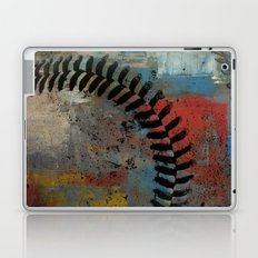 Painted Baseball Laptop & iPad Skin
