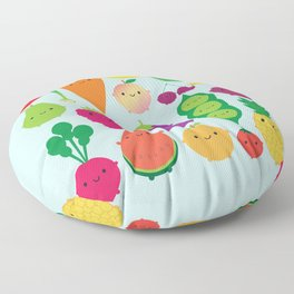 5 A Day Floor Pillow