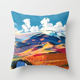 ADK Throw Pillow