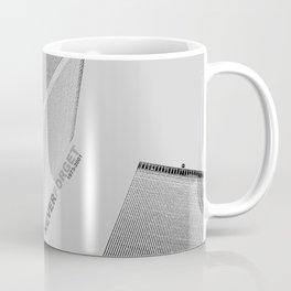September 11 Tribute - Never Forget - World Trade Center Coffee Mug