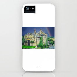 White Horse, Emley iPhone Case