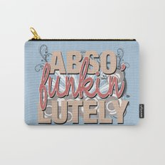 Abso Funkin' Lutely Carry-All Pouch
