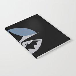 BAT MAN Notebook