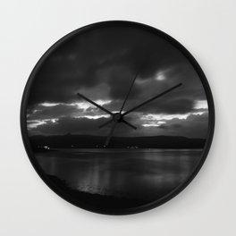 Raasay Sound Wall Clock