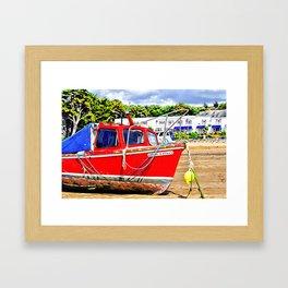 Instow North Devon  Framed Art Print