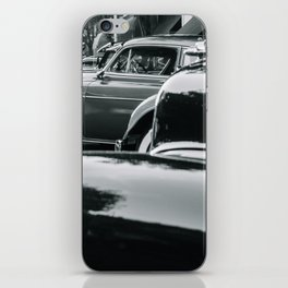 old timers iPhone Skin