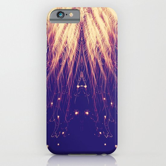 Fire Hair iPhone & iPod Case