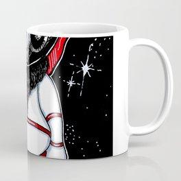 Moon Head Coffee Mug