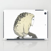 vendetta iPad Cases featuring Creature | Vendetta Ape by ivanfanning