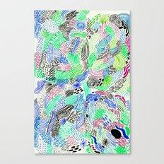 analogic Canvas Print