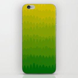 Rolling Hills iPhone Skin