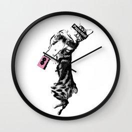 paparazzi Wall Clock