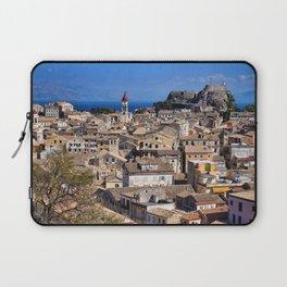Corfu Town, Greece Laptop Sleeve