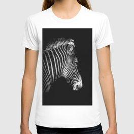 White Stripes Black Stripes T-shirt