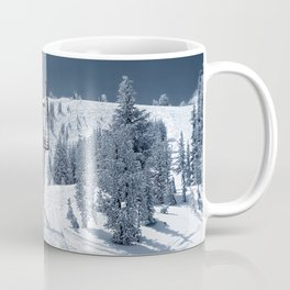 Mammoth Mountain: Chair 12 Coffee Mug