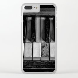 NOT DIGITAL Clear iPhone Case
