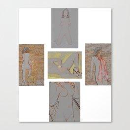Collage 6 Canvas Print