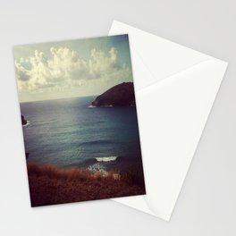 Hawaii Faded Stationery Cards