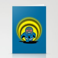 returns Stationery Cards featuring Chubbyseid Returns  by AWOwens