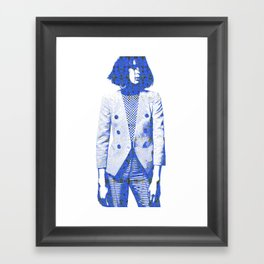 Suit Framed Art Print