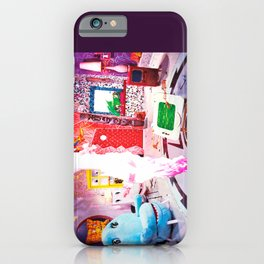 Pee Wee's Madhouse iPhone Case