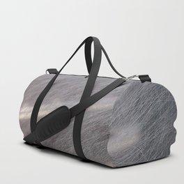 train window Duffle Bag