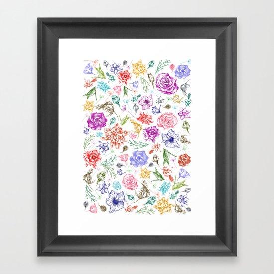 For Her  Framed Art Print