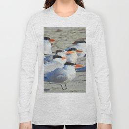 Elegant Terns Long Sleeve T-shirt