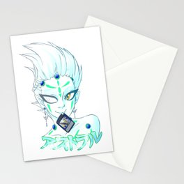 yu-gi-oh zexal: astral Stationery Cards