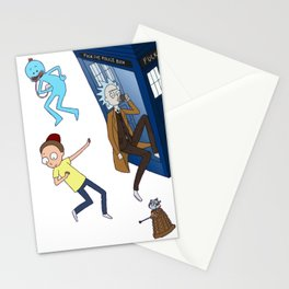 Fuck the police box Stationery Cards