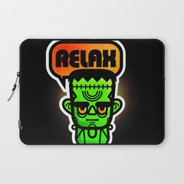 Frankie Says Relax Laptop Sleeve