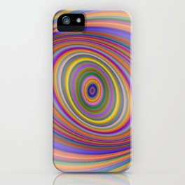 Happy Hypnosis iPhone Case