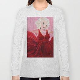 Dazzling Marilyne | Éblouissante Marilyne Long Sleeve T-shirt