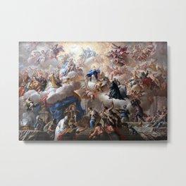 Triumph of the Immaculate (1710-1715) — De Matteis Metal Print