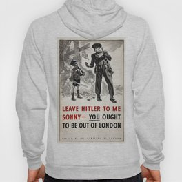Vintage poster - Leave Him to Me Hoody