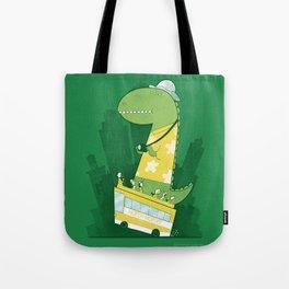Hop-on-hop-off Tote Bag