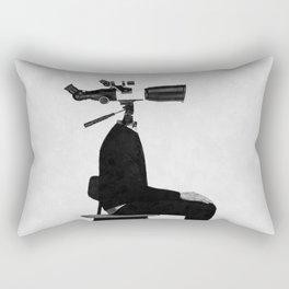 BEHIND THE LENS Rectangular Pillow