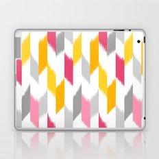 Ikat Stripes Laptop & iPad Skin