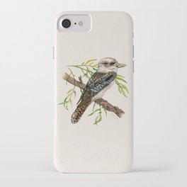 Laughing Jackass iPhone Case