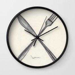BALLPEN KITCHEN EQUIPMENT Wall Clock