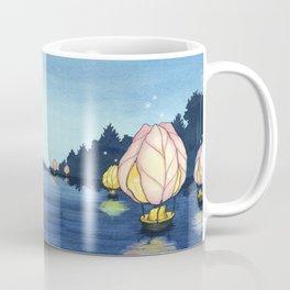 Lanterns On The Lake Coffee Mug
