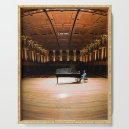Concert Hall Serving Tray
