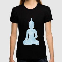 Buddha Blue Cloud T-shirt