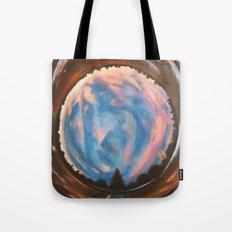 Sky's Eye Tote Bag