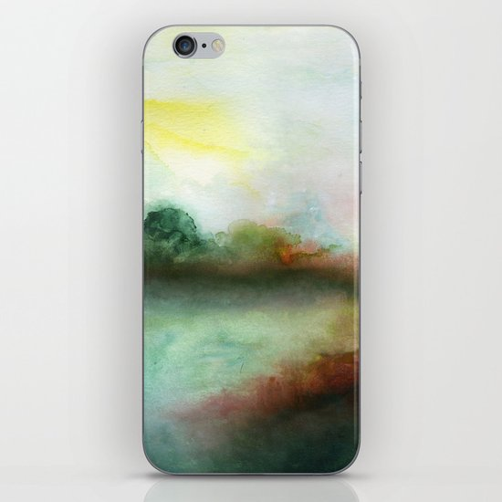 Mourning Morning iPhone & iPod Skin
