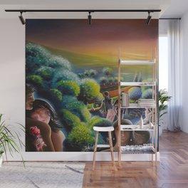 Giampiero Murgia Art&Vision (Love collection) Wall Mural